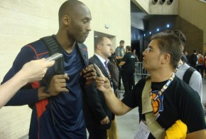 FandF con USA TEAM BASKETBALL en BARCELONA 2012